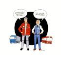 Dags att söka yrkesvux chaufförsutbildningar!