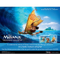 Last chance to sail away with Disney's Moana and Q-Park UK!