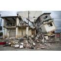 Hjälpen når fram till jordbävningsdrabbade Ecuador