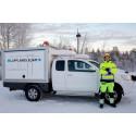 Lapplands Elnät ska elektrifiera den största vindkraftparken i Europa