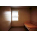 Cell på Asptuna-anstalten