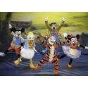 Plats på scen för Musse Pigg och hans vänner i Disney Live!