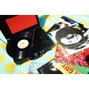 Vinyler indtager hitlisten
