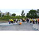 Invigning av Löga skatepark