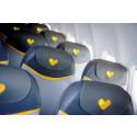 Nyhet! Boka favoritsäte på semesterflyget direkt på Ving.se
