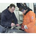 Apprentices in Action -  welding