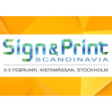 Möt oss på Sign & Print Scandinavia!
