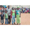 Nästan hälften av alla burundiska flyktingar är barn