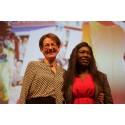 Victoria Kawesa och Gudrun Schyman blir partiledare för Feministiskt initiativ