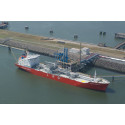 Skangass delivers first LNG cargo to Gate Terminal in Rotterdam