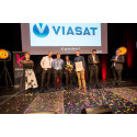Viasat vinner prisen for Årets beste kundeservice 2018