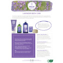 Samlingsblad Lavender Body Care