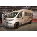 Bürstner Showcar als spannende Variante der kompakten Reisemobile