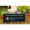 Empower vinner nya avtal för fibernät i Borås för SplitVision