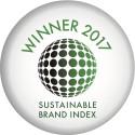 Sustainable Brand Index Awards 2017 - Oslo