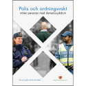 Ny demensutbildning  för poliser och ordningsvakter