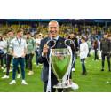 Tror Zidane eller Carrick tar over på Old Trafford