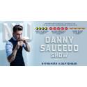 Danny Saucedo gör succé på Hamburger Börs och förlänger showen NU till och med 16 december.