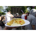 Dubbelt så många foodtrucks samt lokal artist till Foodtruck-kväll i Stadsparken