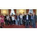 We're Backing Young Bury – new apprentices join the council