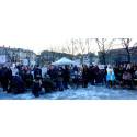 Rädda LSS - manifestationer runt om i landet
