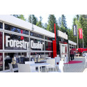 Komatsu Forest levererar produktiva nyheter på Elmia Wood 2017