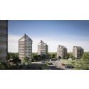 Skövdebostäder investerar 416 miljoner i 189 lägenheter