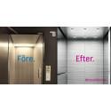 KONE efterlyser Sveriges värsta hissar
