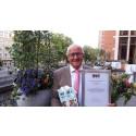 Thomas Karlsson utsedd till Årets näringslivsutvecklare