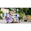 Storslagen trädgårdsfest till Linnés ära
