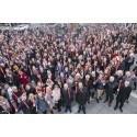 Scandic donerer 1 million SEK til Red Barnet og syriske flygtningebørn