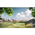 Gammal skjutbana blir nytt bostadsområde i Malmö