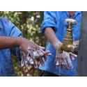 Brist på rent vatten och toaletter förvärrar hotet från antibiotikaresistenta bakterier varnar WaterAid