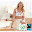 Ekologiska underkläder i Fairtrade-certifierad bomull