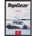 Koenigsegg med Thule Lightning som omslag på Top Gear Portfolio 2012