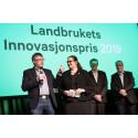 Teknologiselskap eid av norske bønder vinner landbrukets Innovasjonspris 2019