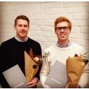 Inhouse Techs exjobbare tilldelas Stipendium