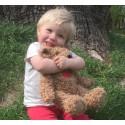 Med Myheartbear laddar du en teddybjörn med dina egna hjärtslag - ett helt nytt sätt att uppleva närhet.