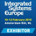 Epson utställare på ISE 2015