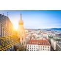 Wizz Air startar ny flyglinje till Wien från Malmö Airport