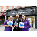 St Albans residents offered vital blood pressure checks as Vision Express helps to Make May Purple