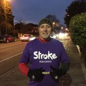 Whitefield stroke survivor takes on Resolution Run for the Stroke Association