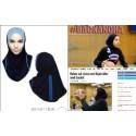 Hijabförbud kan hindra Noha Berhan i basketkarriären