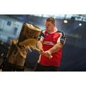 Klart for nordisk mesterskap i Timbersports i Elverum