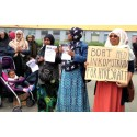 Barnfamiljer i Tensta hotas av vräkning trots löften