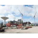 Business Arena – en stor mötesplats för byggandet