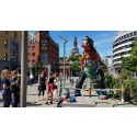 ​Meet Plastozilla – Oslo's new (temporary) attraction