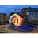 Norrköpings nya lekplats har blivit en magnet för både barn och vuxna