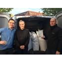 200 kilo havregryn til socialt udsatte
