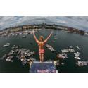 27 meters frit fald fra Operaens tag – Red Bull Cliff Diving er tilbage